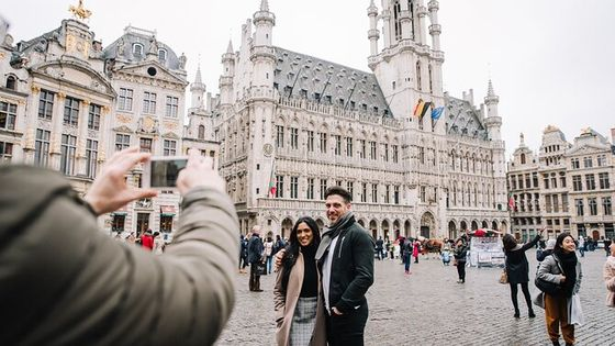 Brussels Private Custom Tour with a Local Guide, Kickstart your Trip ★★★★★