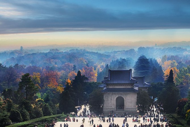 All Inclusive Nanjing City Private Day Tour with Tailor-Made Highlights