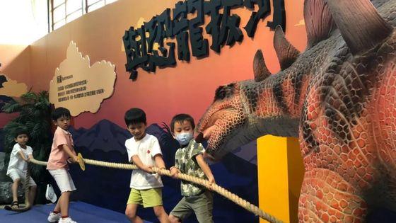 澳門百老匯侏羅紀 × 恐龍樂園門票
