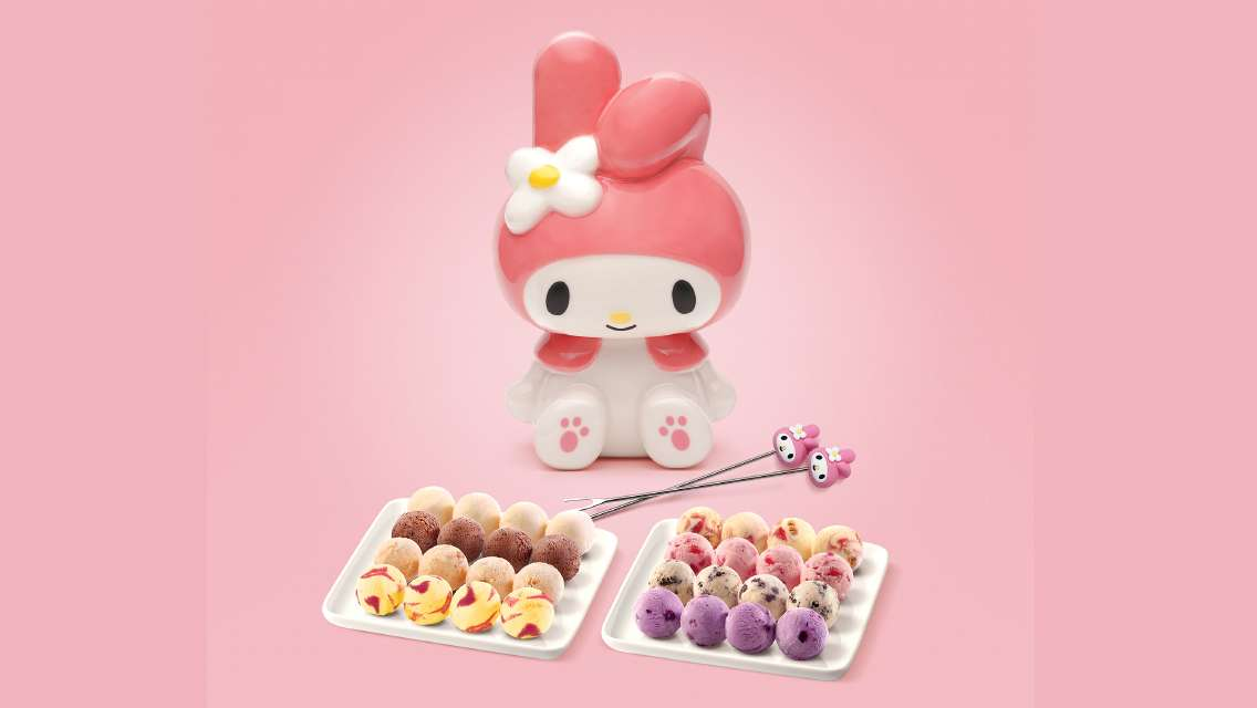 Häagen-Dazs™️ Sanrio Character 雪糕火鍋套裝