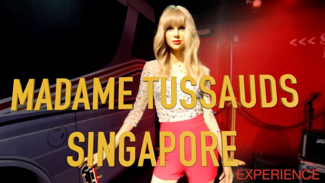 Half Day Madame Tussauds Singapore with Cable Dining Experience