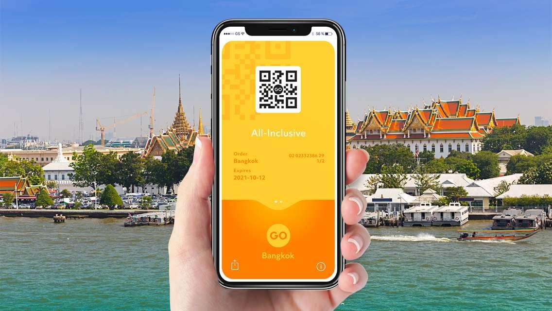 Go Bangkok All-Inclusive Pass