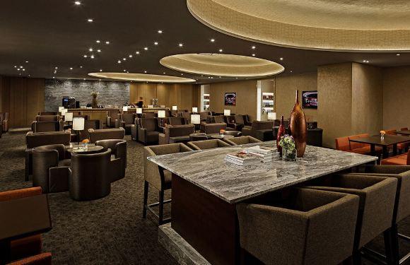 澳門國際機場環亞機場貴賓室(低至7折優惠|Plaza Premium Lounge at Macau International Airport)