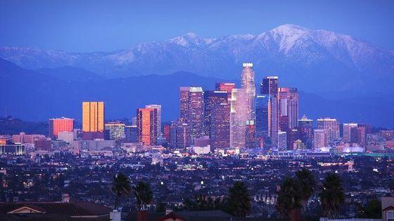 Grand City Tour of Los Angeles