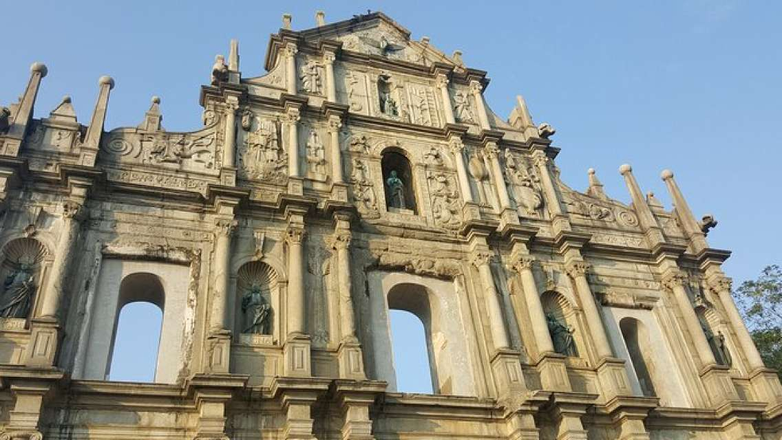 Macau Sightseeing Day Trip from Hong Kong With Lunch