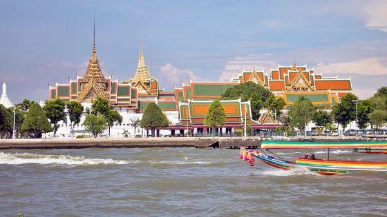 Half Day Thonburi Klongs and the Grand Palace