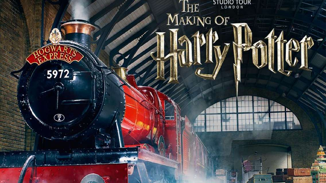 Warner Bros. Studio - The Making of Harry Potter