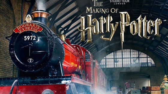 Warner Bros. Studio - The Making of Harry Potter