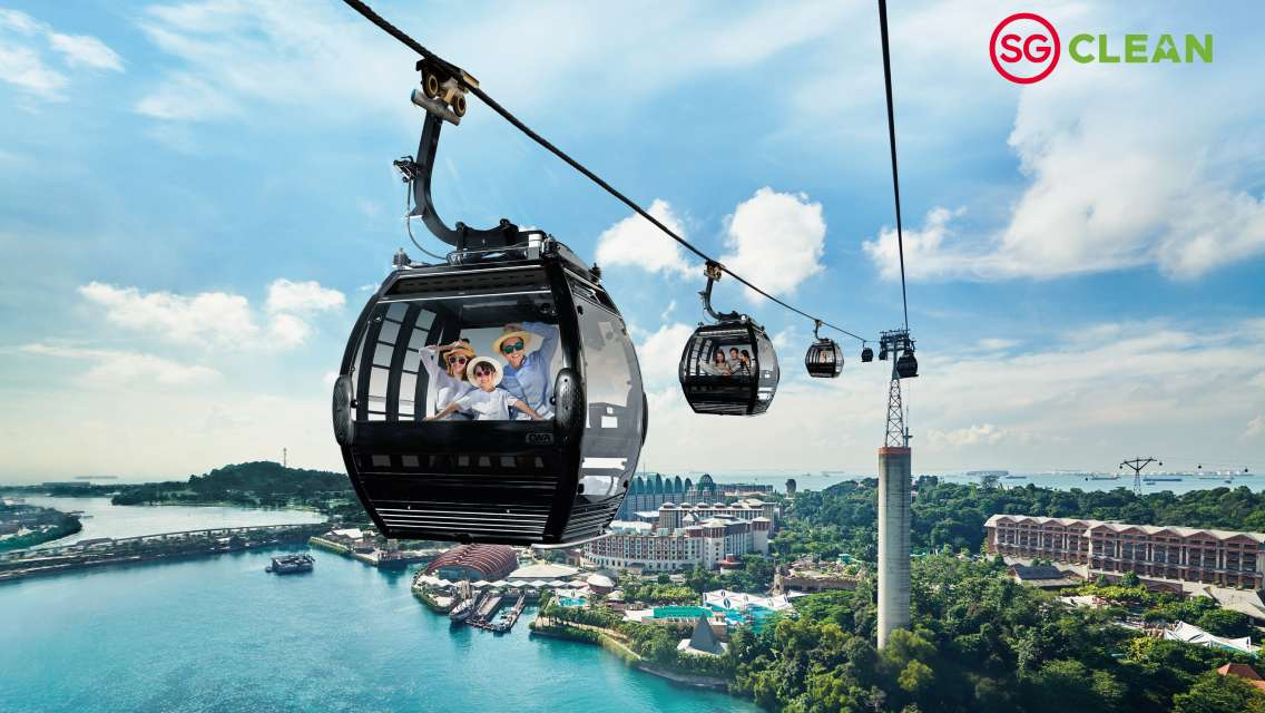 4D Adventureland Half Day Tour with Cable Car Ride and Set Lunch at Arbora