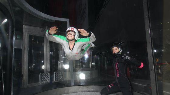 iFly Dubai Indoor Skydiving Ticket