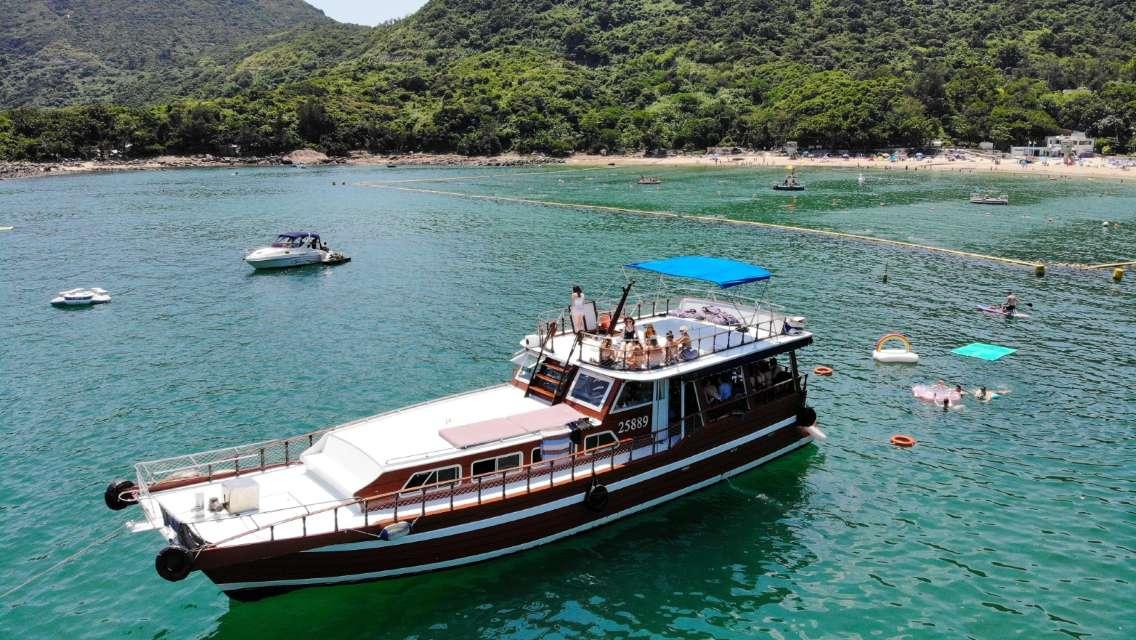 香港遊艇包船附加水上活動項目(必須與遊艇包船共同預訂)