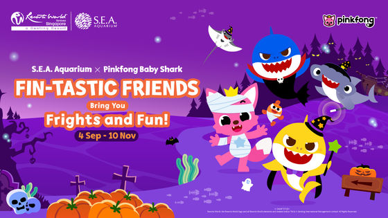 S.E.A. Aquarium™ One-Day Ticket - Advance reservation required
