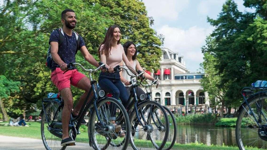 Bike Rental in Amsterdam
