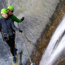 Half-Day Level 2 Waterfall Climbing from Wanaka