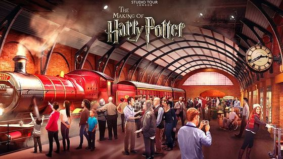 Harry Potter Tour of Warner Bros. Studio with Transport from London