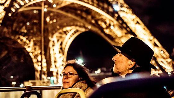 Tootbus Paris by Night Tour