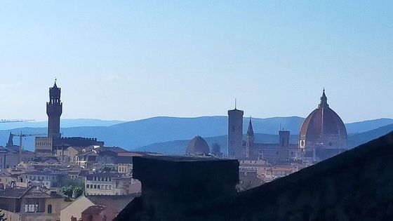 Florence in August - SummerTour