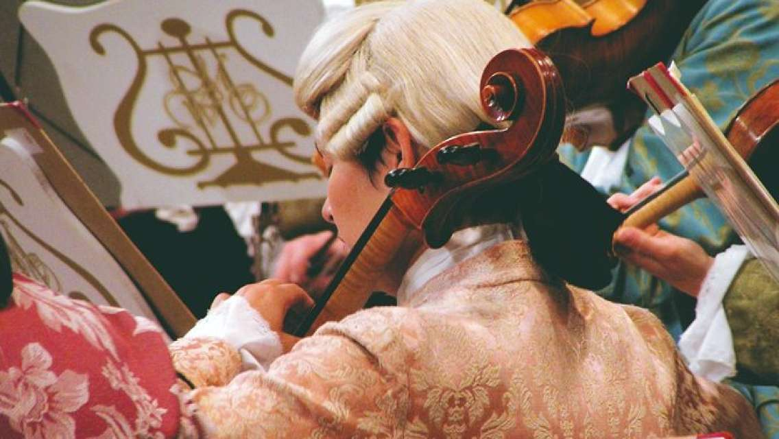 Vienna Mozart Concert in Historical Costumes at the Musikverein