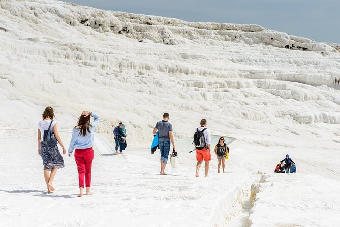 Pamukkale Full-Day Guided Tour from Antalya