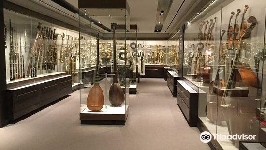 聖塞西利亞廳樂器博物館