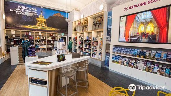 蘇格蘭(愛丁堡)旅遊資訊中心