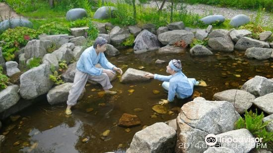 Lee Hyo Seok Literature Forest