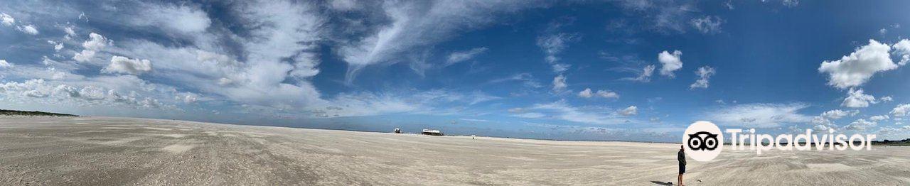 Sankt Peter Ording Beach