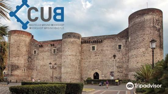 CUB Castello Ursino Bookshop