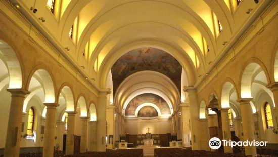 Eglise Saint Jean Baptiste de Grenelle
