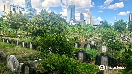 Teochew Chinese Cemetery