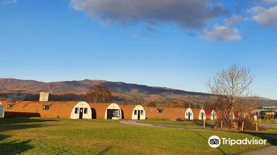 Cultybraggan Camp 21