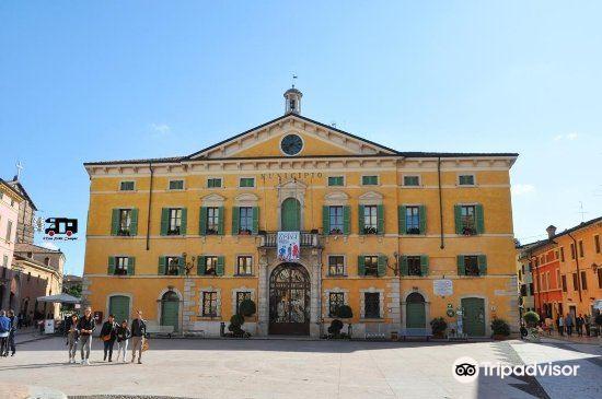 Palazzo comunale di Valeggio sul Mincio