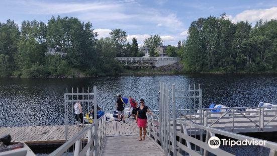 Parc et promenade de la Rivière-aux-Sables