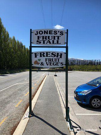 Mrs Jones Fruit Orchard