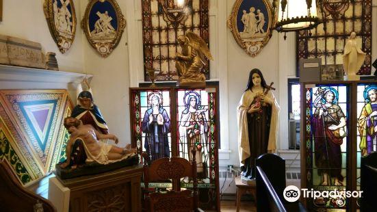 紀念館和天主教文化中心