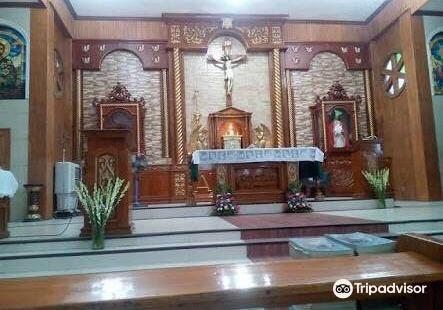 Sta. Perpetua 教区教堂