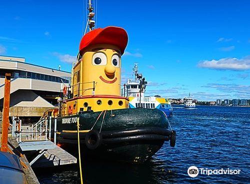 Halifax Waterfront Boardwalk