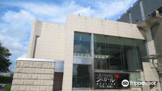 岡山縣立美術館