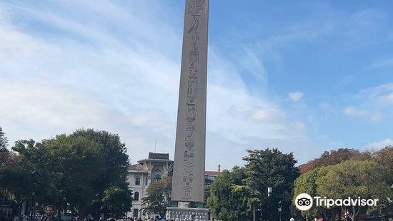 Obelisk of III. Tutmosis