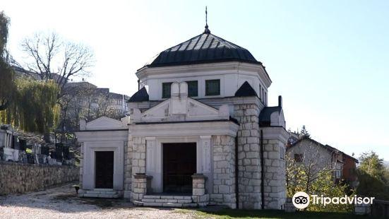 Old Jewish Cemetery (Antiguo cementerio judío)
