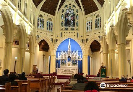 聖瑪麗亞十字架教堂