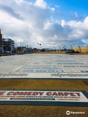 Comedy Carpet
