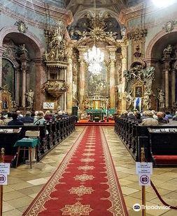 Kostol Trinitarov