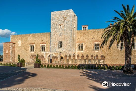 Palais des Rois de Majorque (Palace of the Kings of Majorca)