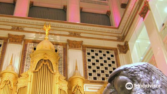 旺納梅克管風琴
