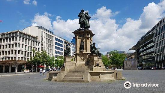Gutenberg-Denkmal