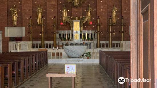 Kostel Nejsvetejsiho Srdce Pane