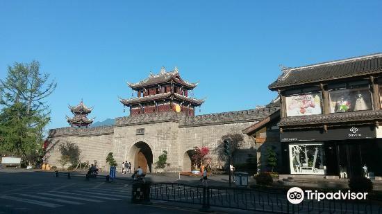 DuJiangYanShi BuXingJie