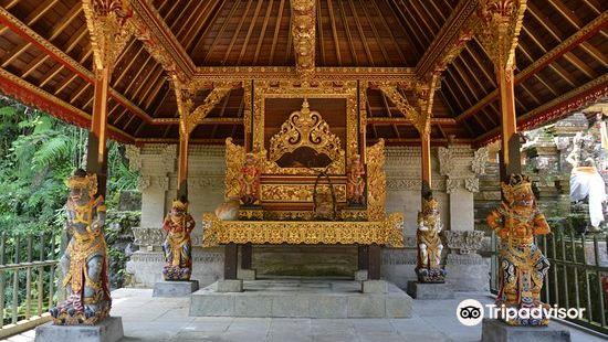 Gunung Lebah寺廟