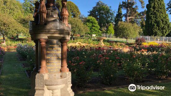 University Rose Garden